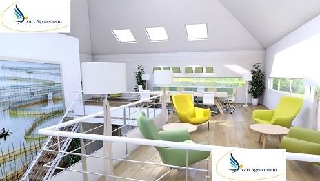 Conception d'espaces de travail-Yvelines-Icart Agencement